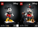 Instruction No: 43179  Name: Mickey Mouse & Minnie Mouse