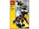 Instruction No: 4335  Name: Black Robots Pod blister pack