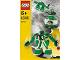 Instruction No: 4346  Name: Robo Pod blister pack
