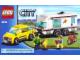Instruction No: 4435  Name: Car and Caravan