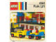Instruction No: 450  Name: Fork Lift