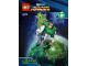 Instruction No: 4528  Name: Green Lantern