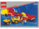 Instruction No: 4543  Name: Railroad Tractor Flatbed