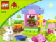 Instruction No: 4623  Name: DUPLO Pink Brick Box