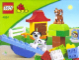 Instruction No: 4624  Name: DUPLO Brick Box