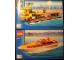 Instruction No: 4643  Name: Power Boat Transporter
