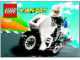 Instruction No: 4651  Name: Police Motorcycle