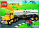 Instruction No: 4654  Name: Tanker Truck