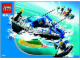 Instruction No: 4669  Name: Turbo-Charged Police Boat