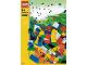 Instruction No: 4679  Name: Bricks and Creations Tub