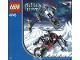 Instruction No: 4745  Name: Blue Eagle vs. Snow Crawler
