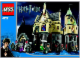 Instruction No: 4757  Name: Hogwarts Castle (2nd edition)