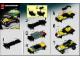Instruction No: 4947  Name: Yellow Sports Car polybag