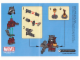 Instruction No: 5002145  Name: Rocket Raccoon polybag