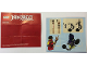 Instruction No: 5003085  Name: Minifigure Pack blister pack