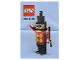 Instruction No: 5004420  Name: Toy Soldier Ornament polybag