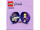 Instruction No: 5005236  Name: Friends Clubhouse polybag