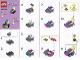 Instruction No: 5005238  Name: Pet Go-Kart Racers polybag