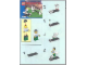 Instruction No: 5012  Name: Soccer Player with Goal polybag