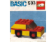 Instruction No: 503  Name: Basic Building Set