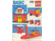 Instruction No: 510  Name: Basic Building Set