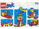 Instruction No: 515  Name: Basic Building Set