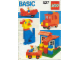 Instruction No: 527  Name: Basic Building Set