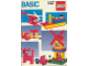 Instruction No: 537  Name: Basic Building Set