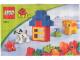 Instruction No: 5416  Name: Brick Box