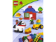 Instruction No: 5488  Name: Farm Building Set