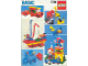Instruction No: 550  Name: Basic Building Set