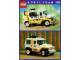 Instruction No: 5550  Name: Custom Rally Van