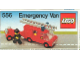 Instruction No: 556  Name: Emergency Van (Fire)