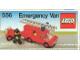 Instruction No: 556  Name: Emergency Van (Fire)