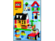 Instruction No: 5582  Name: Ultimate Town Building Set