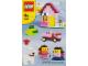 Instruction No: 5585  Name: Pink Brick Box
