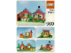 Instruction No: 560  Name: Town House with Garden