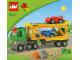 Instruction No: 5684  Name: Car Transporter