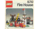 Instruction No: 570  Name: Fire House