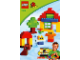 Instruction No: 5748  Name: Duplo Creative Building Kit