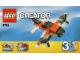 Instruction No: 5762  Name: Mini Plane