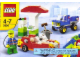 Instruction No: 5898  Name: Cars Building Set