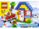 Instruction No: 5899  Name: House Building Set