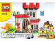 Instruction No: 5929  Name: Knight and Castle Building Set