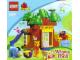 Instruction No: 5947  Name: Winnie the Pooh's House