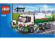 Instruction No: 60016  Name: Tanker Truck