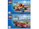 Instruction No: 60017  Name: Flatbed Truck