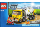 Instruction No: 60018  Name: Cement Mixer