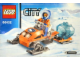 Instruction No: 60032  Name: Arctic Snowmobile