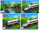 Instruction No: 60051  Name: High-speed Passenger Train
